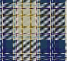 00500 Portree Blue Dance Tartan  by Detnecs2013