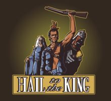 Hail to the King by AndreusD