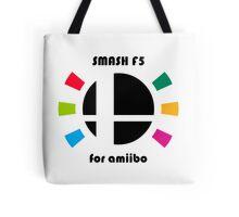 Smash F5 for amiibo Tote Bag