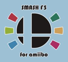 Smash F5 for amiibo One Piece - Short Sleeve
