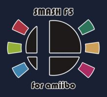 Smash F5 for amiibo One Piece - Long Sleeve