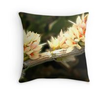Beauty from the Lowlands Throw Pillow