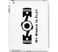 My World is Flat iPad Case/Skin