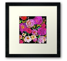 Petal Power Framed Print