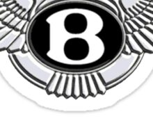 Bentley Sticker