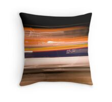 Back to base Throw Pillow