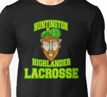 Huntington Highlander Lacrosse Unisex T-Shirt