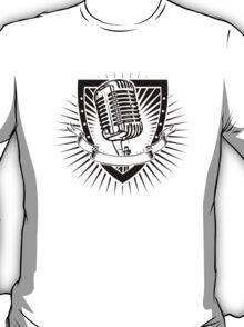 microphone shield T-Shirt