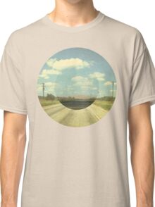 Open Road Collage Classic T-Shirt