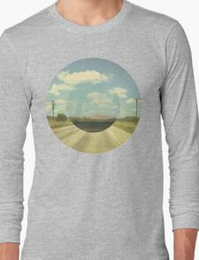 Open Road Collage Long Sleeve T-Shirt