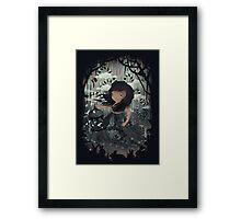 DREAMY NIGTHMARES Framed Print