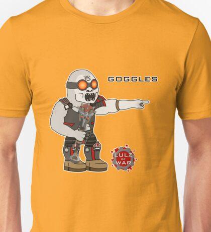 Lulz Of War: Goggles Unisex T-Shirt