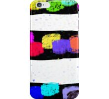 Unusually Wild Abstract iPhone Case/Skin