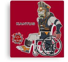 Lulz Of War: Disabled Kantus Canvas Print