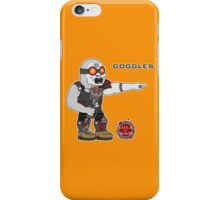 Lulz Of War: Goggles iPhone Case/Skin