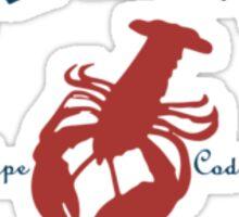 Orleans - Cape Cod. Sticker