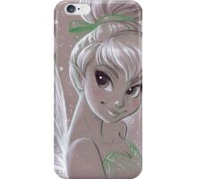 Toned Paper TinkerBell iPhone Case/Skin