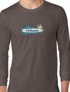Orleans - Cape Cod. Long Sleeve T-Shirt