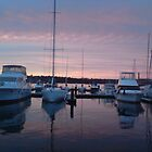 Birkenhead Point at dusk (1) by msdebbie