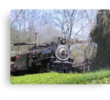 Engine 192 Metal Print
