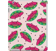Watermelon Cat iPad Case/Skin