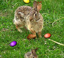 The Original Easter Bunnies by Brad Sumner