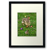 The Original Easter Bunnies Framed Print
