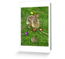 The Original Easter Bunnies Greeting Card