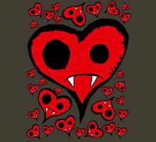 Heart Vampire Unisex T-Shirt