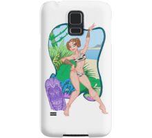 Adventures of the Princess on Tiki-6 Samsung Galaxy Case/Skin