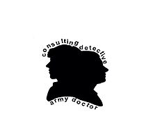 Consulting Detective and Army Doctor (Sherlock/John) by largdelc21
