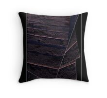 Jetty Boards Throw Pillow