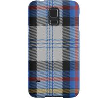 00483 Gillies Dress Blue Clan Tartan Samsung Galaxy Case/Skin