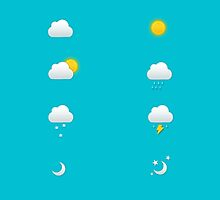 ... Lovely weather we are having  by ZC Design Studios