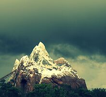 looming over everest by Michele Klimowicz