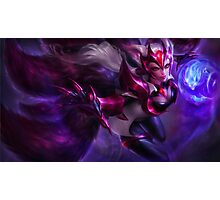 Challenger Ahri - 4K resolution Photographic Print