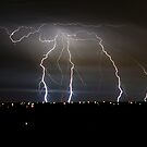 Another Stormy Nite in OKC by Dennis Jones - CameraView