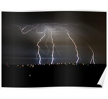 Another Stormy Nite in OKC Poster