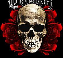 Death Skull Horror by losfutbolko
