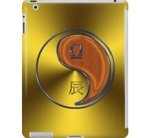 Libra & Dragon Yang Wood iPad Case/Skin
