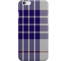 00471 Buchanan Dress Blue Dance Tartan  iPhone Case/Skin