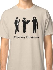 Monkey Business Classic T-Shirt