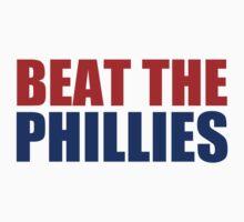 Atlanta Braves - BEAT THE PHILLIES by MOHAWK99