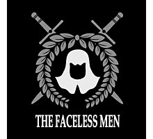 Game of Thrones: The Faceless Men Photographic Print