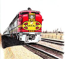"""Santa Fe"" by TomWard"