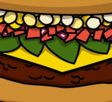 The Corn Supremacy Sticker