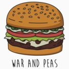 War and Peas by geeksweetie