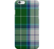 00467 The Blue Spruce Fashion Tartan  iPhone Case/Skin