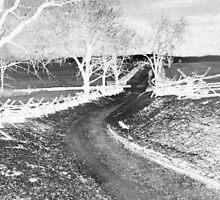 The Bloody Lane, Antietam. Civil war. by VisionQuestArts