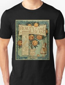 Beauty and the Beast by Walter Crane 1875 1 - Cover Unisex T-Shirt